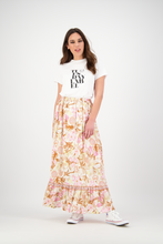 Hine Maxi Skirt | Cream Protea