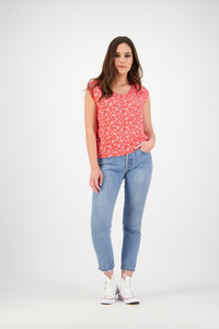 Jackie Top | Red Willow