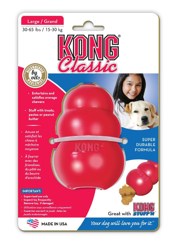 KONG LARGE RED
