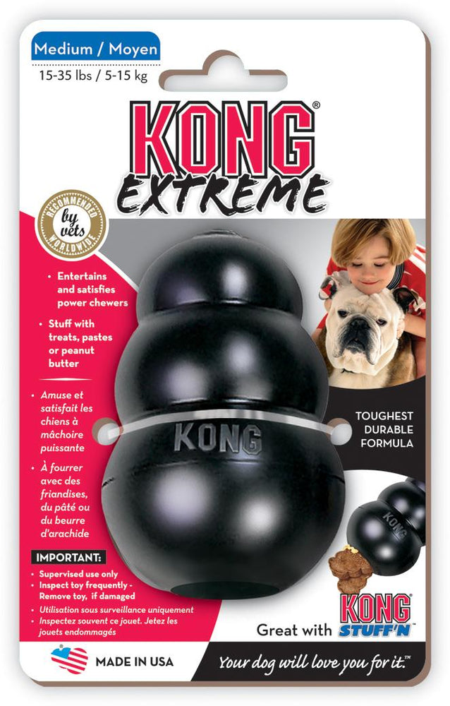 Kong Medium Black