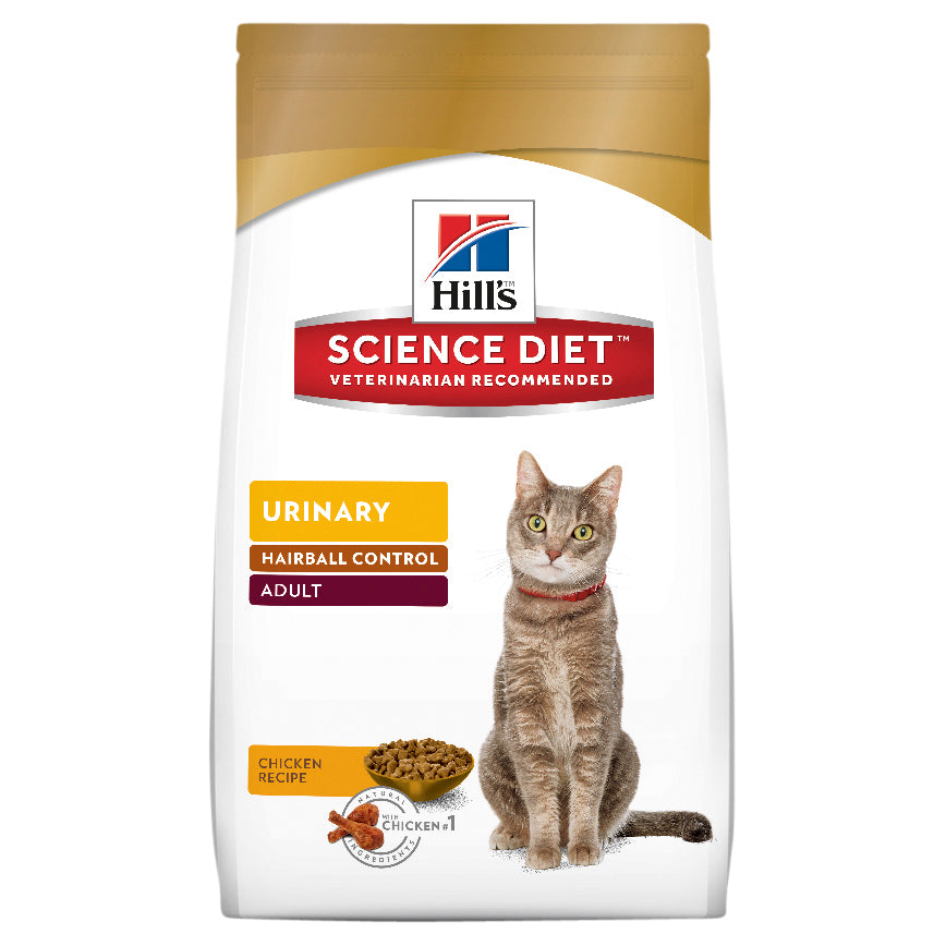SCIENCE DIET URINARY ADULT 3.17KG