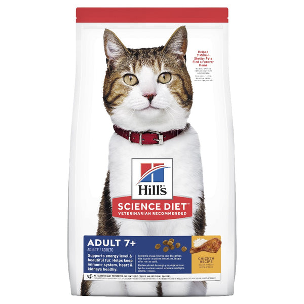 SCIENCE DIET FELINE MATURE ADULT 6KG