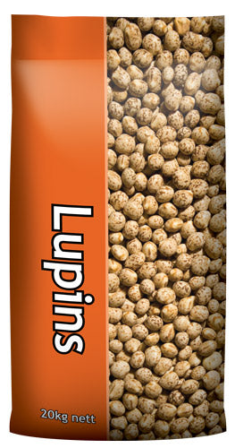 WHOLE LUPINS LAUCKE 20KG