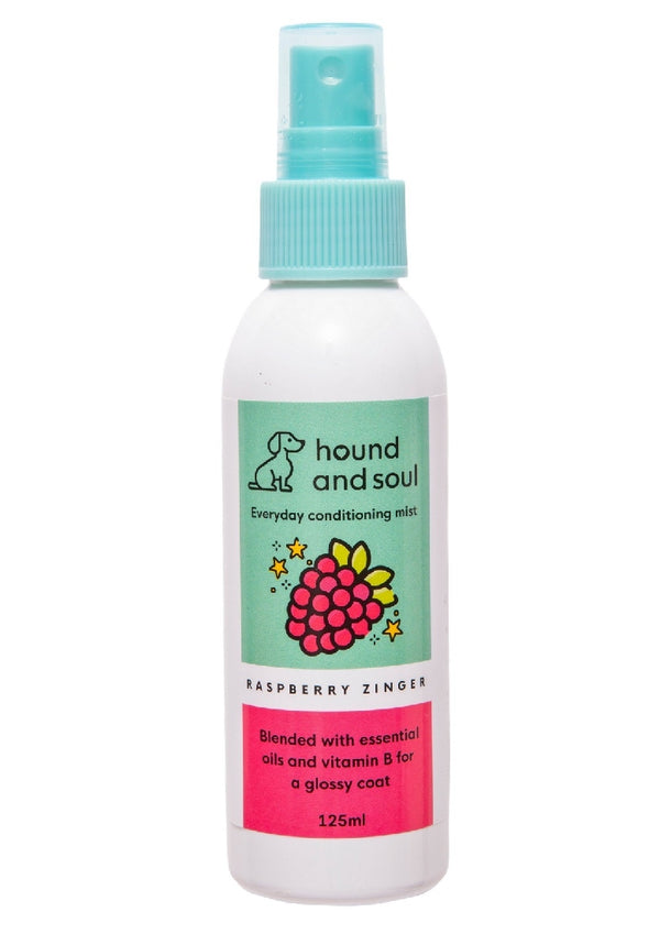 HOUND AND SOUL MIST RASPBERRY ZINGER