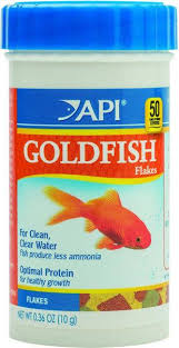 API - GOLDFISH FLAKES 10GM