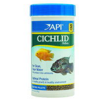 API - CICHLID PELLETS MEDIUM 70GM