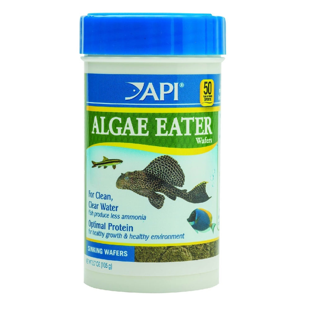 API - ALGAE EATER WAFERS 105GM