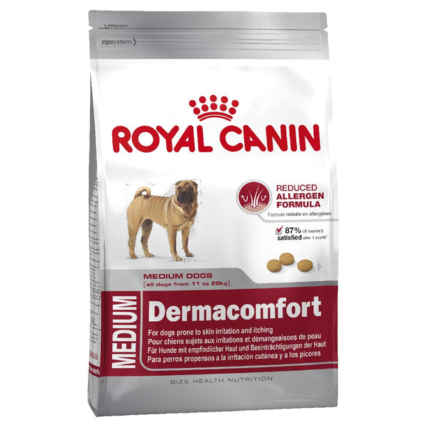 ROYAL CANIN DOG DERMACOMFORT MEDIUM 3KG