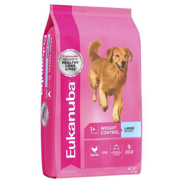 EUKANUBA WEIGHT LARGE BREED 14KG