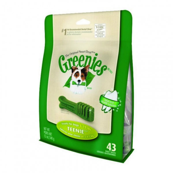 Greenies Teenie 43 Pack 340g