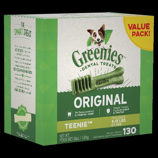 Greenies Teenie Value Pack 1kg