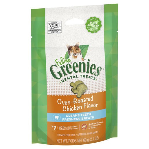 Greenies Feline Chicken 60g