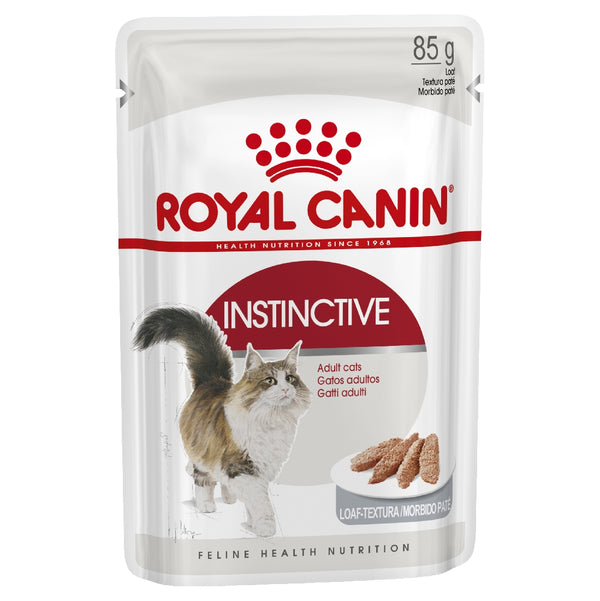 ROYAL CANIN CAT ADULT INSTINCT GRAVY 85G