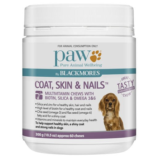 Paw Coat, Skin And Nails 300g