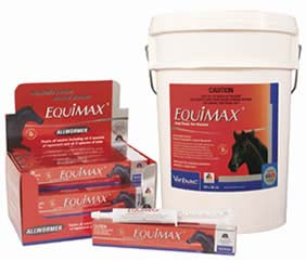 EQUIMAX HORSE WORMER