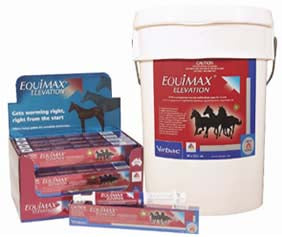 EQUIMAX ELEVATION WORMER