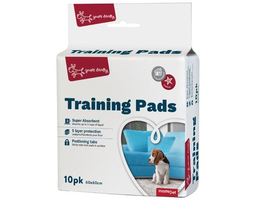 YD TRAINING PADS 10PK
