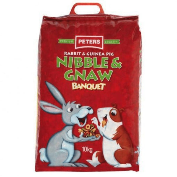 PETERS NIBBLE & GNAW 10KG
