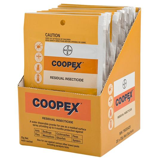 COOPEX RESIDUAL 25G