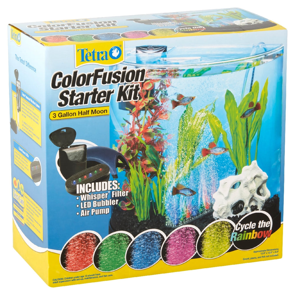 Tetra Colourfusion Starter Kit 11l Halfmoon