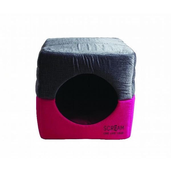 Scream Pet Cube Loud Pink