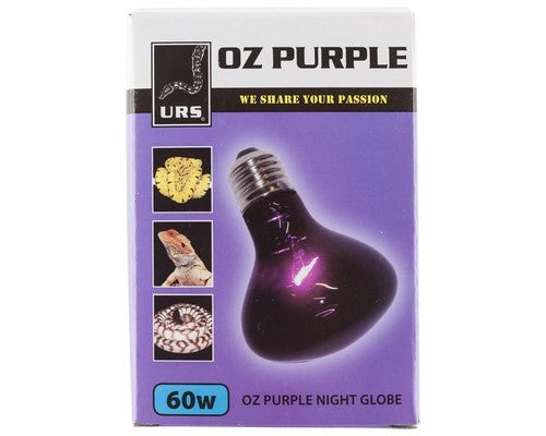 Globe Oz Purple Sm-60watt