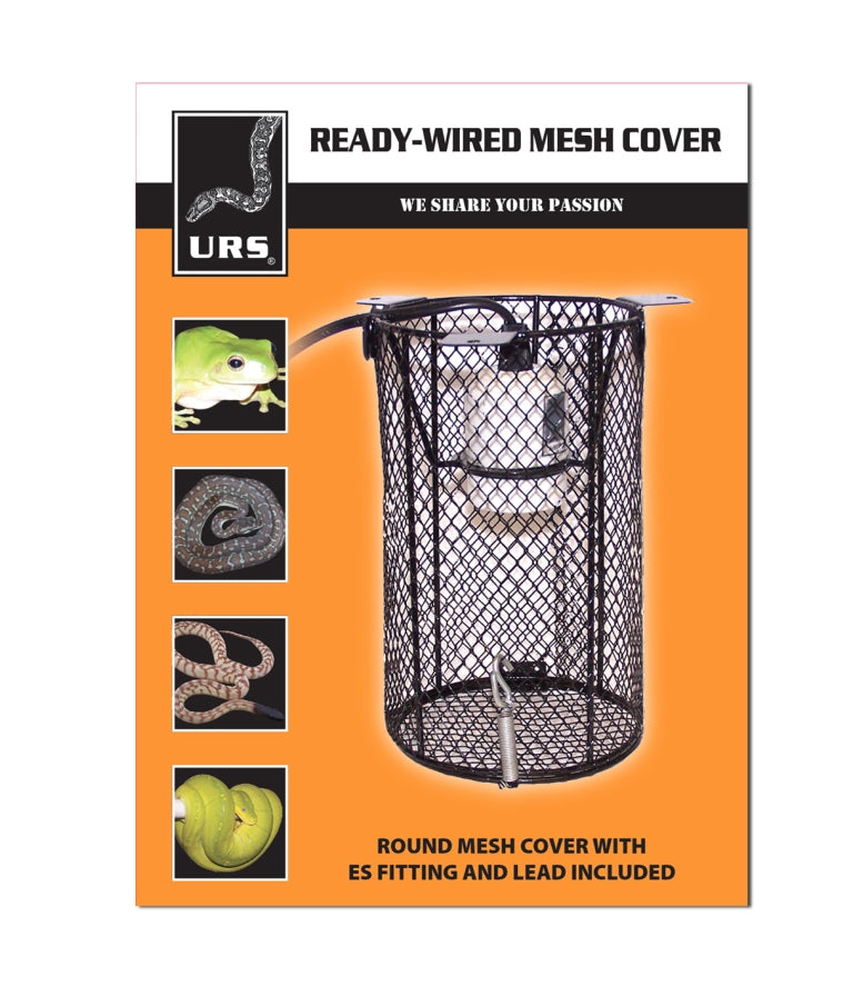 Ready Wired Mesh Cover