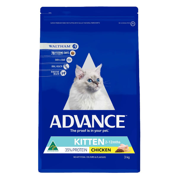 ADVANCE KITTEN GROWTH 3KG