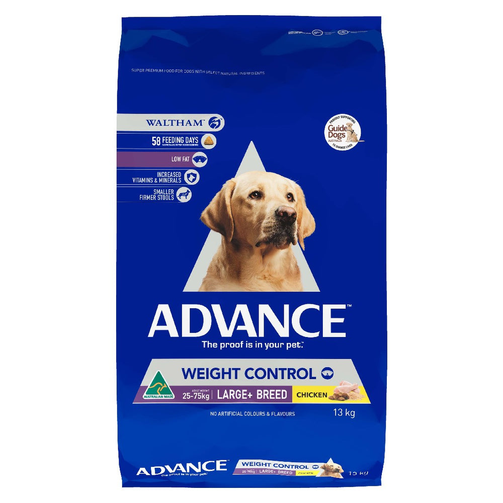 ADVANCE DOG LARGE WEIGHT CONTROL 13KG