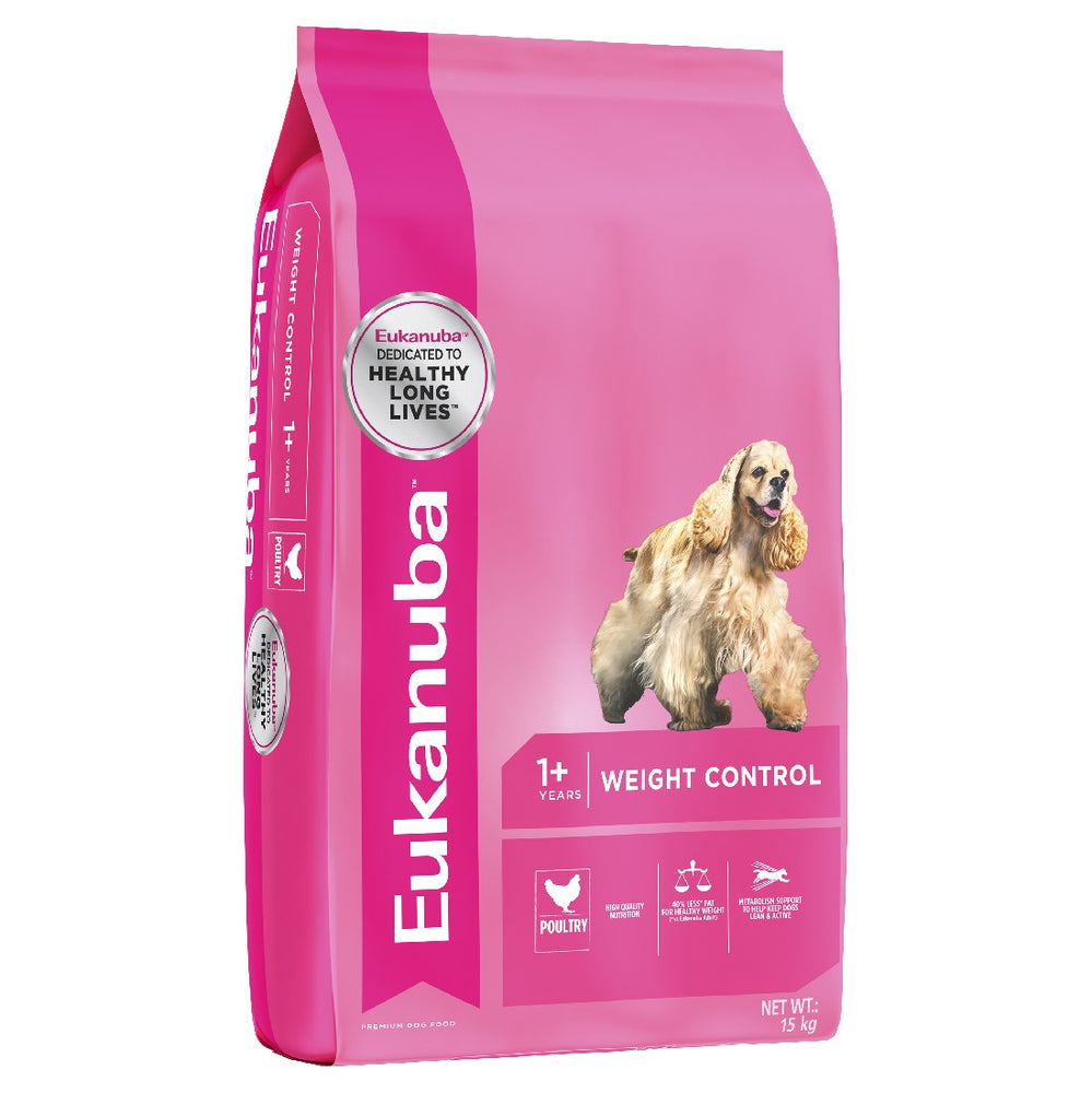 EUKANUBA WEIGHT CONTROL 15KG