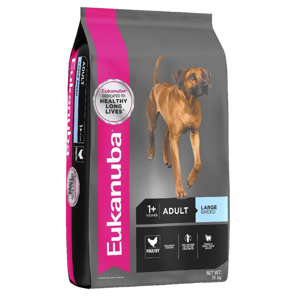 EUKANUBA A/M LARGE BREED 15KG