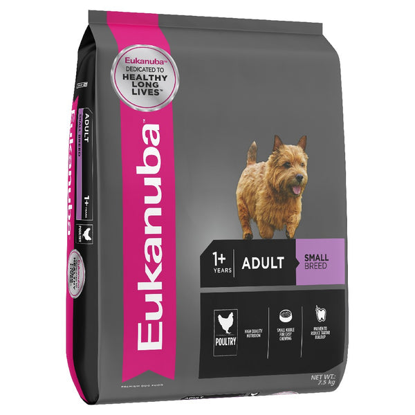 EUKANUBA A/M SMALL BREED 7.5KG