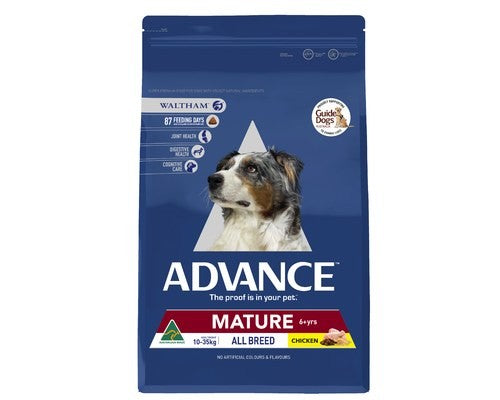 ADVANCE ADULT DOG ALL BREED MATURE CHICKEN 15KG