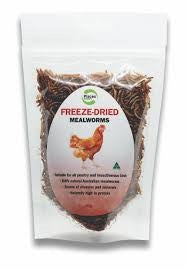 Pisces Freezedried Mealworms