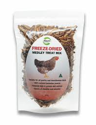 Pisces Freeze Dried Medley Poultry