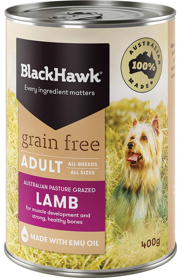 BLACKHAWK BEEF CAN 400G