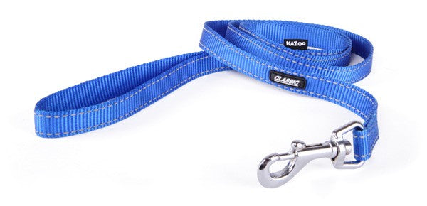 CLASSIC-NYLON LEAD-BLUE-1800X25MM