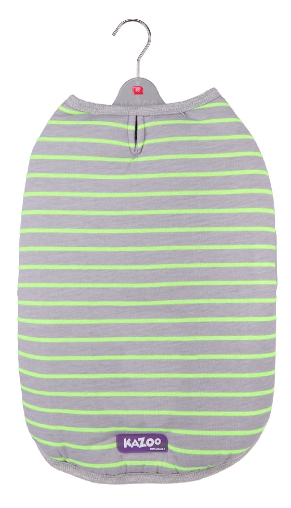 SNUGGLE JACKET STRIP - LIME - I 53CM