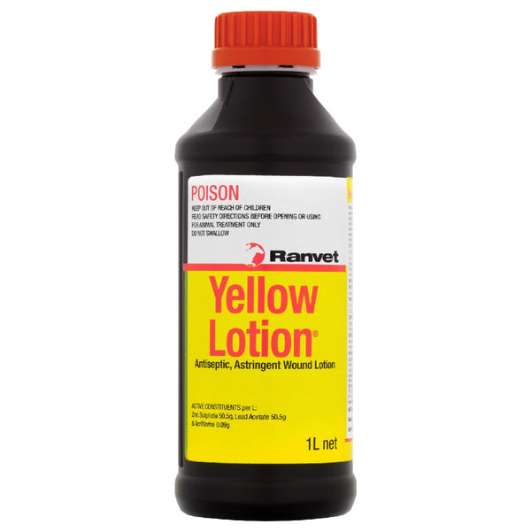 YELLOW LOTION 1LT