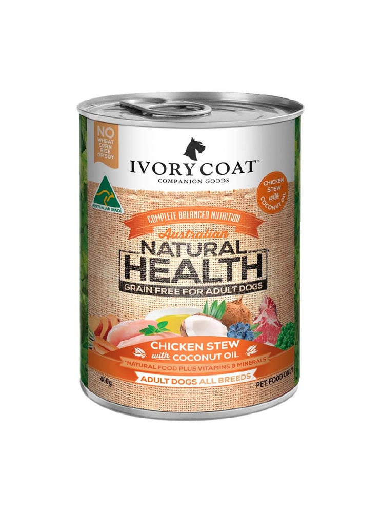 IVORY COAT CHICKEN COCONUT STEW 400G