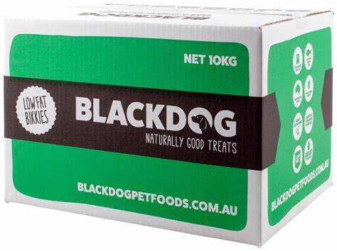 BLACKDOG BIGGA BISCUITS 10KG