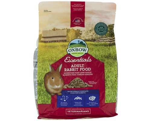 ADULT RABBIT FOOD 2.25KG OXBOW