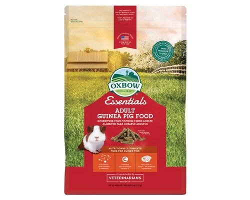 Adult Guinea Pig Food 2.25kg Oxbow