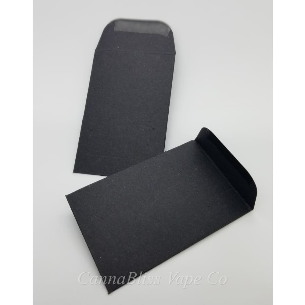 Black Shatter Envelopes-100 Pack