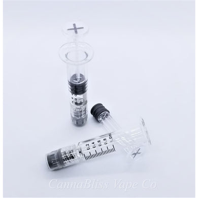 Luer Lock Syringe 1ml - CannaBliss Vape Co.