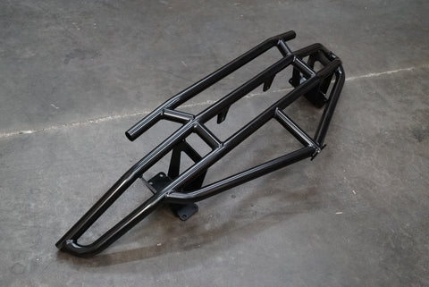 "Nissan 350Z 2003-2009 Front ""Jack Point Bash Bar"" Bumper"