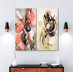Tableau décoration murale Abstract canvas prints
