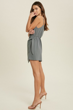 Load image into Gallery viewer, WISHLIST ROMPER-GREY