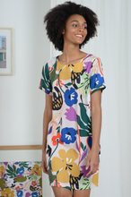 Load image into Gallery viewer, MOLLY BRACKEN PRINTED SHEATH DRESS-FAUVISME