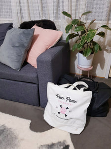 Merch Cotton Tote Bag